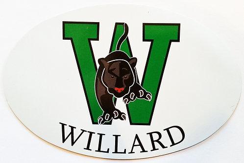 Car Magnet WILLARD Classic
