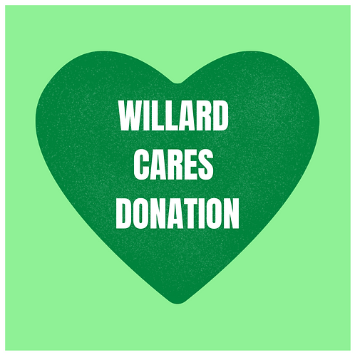 Willard Cares Donation