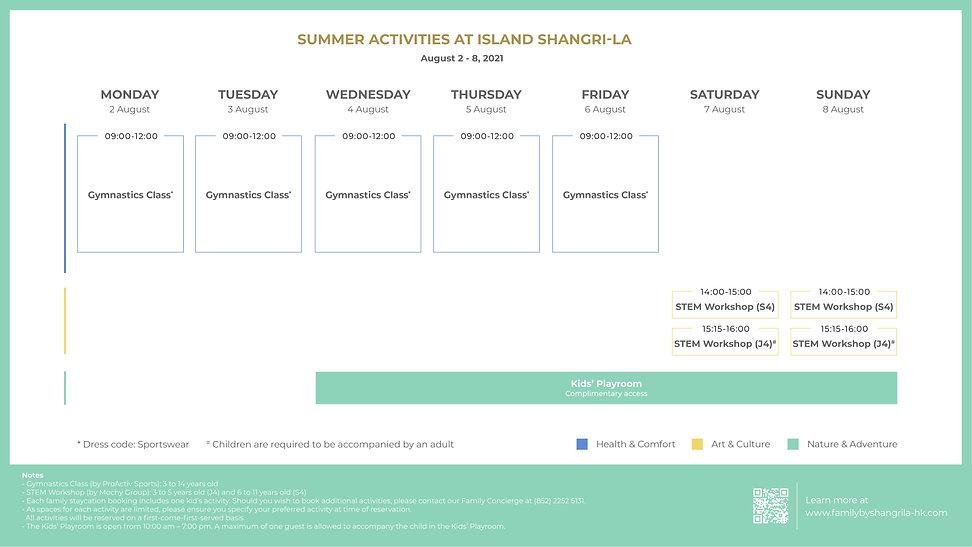 Island Shangri-La 港島香格里拉