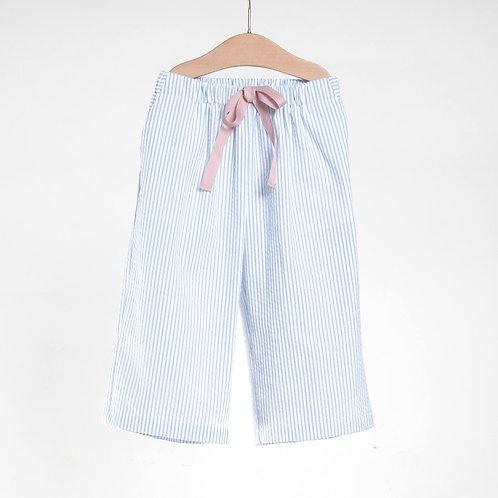 Pantalón ancho pescador