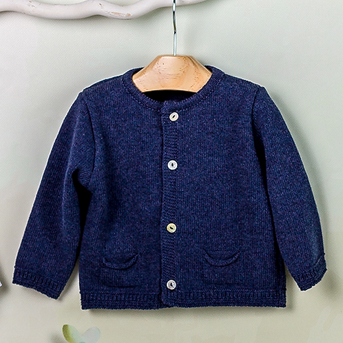 Suéter marino niño