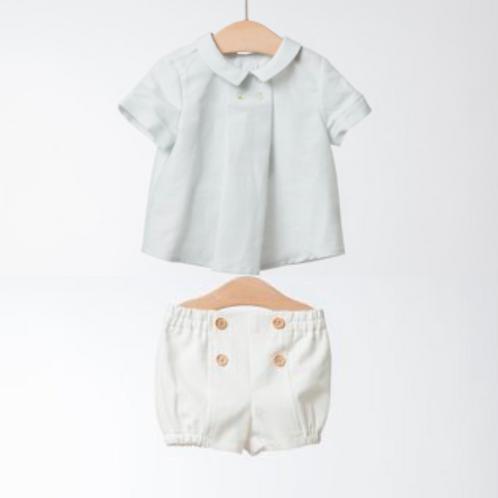 Conjunto  Camisa con Short