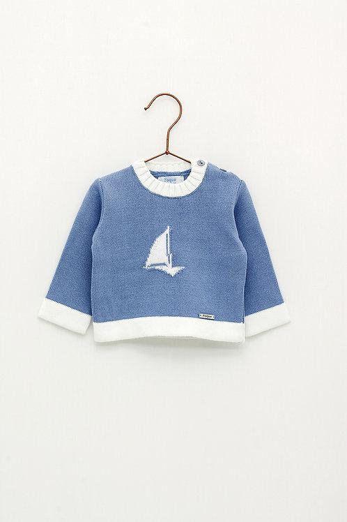 Suéter Bebé Barco