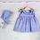 Thumbnail: Vestido Niña Azul