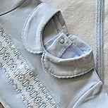 Ropa de bebé en algodón pima Perú. Pijamas,body, cobijas, gorros, manoplas, guantes, baberos y repetidores.