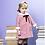 Thumbnail: Vestido Tweed Rojo