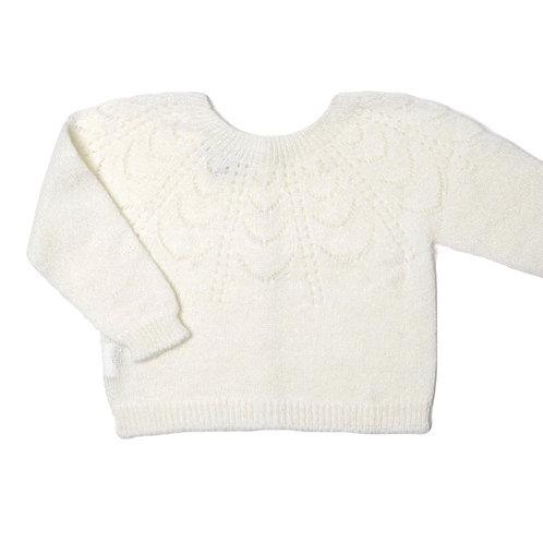 Suéter-Rebeca Calados Mohair