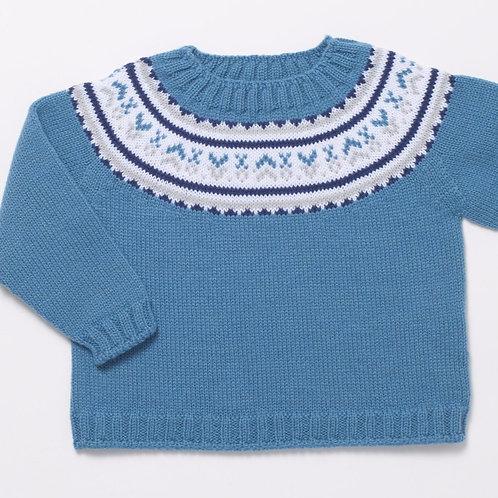 Suéter de Greca Prince George