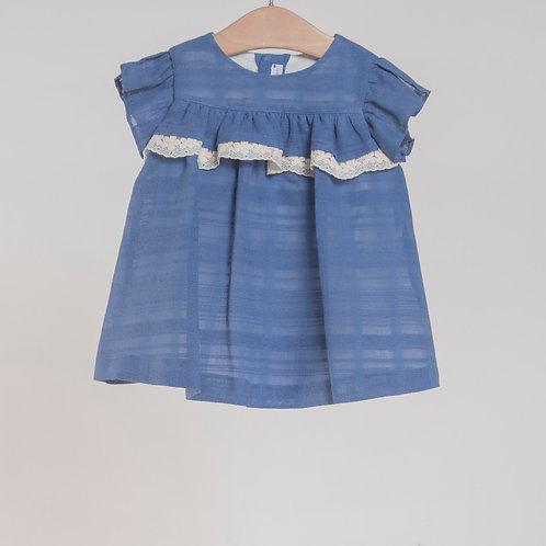 Vestido Azulón