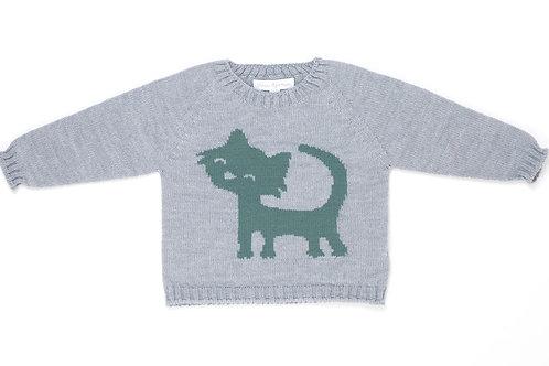 Suéter gato