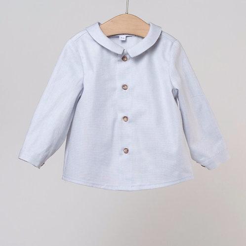 Camisa Gris Perla
