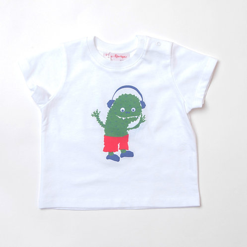 Camiseta Pepino de Mar