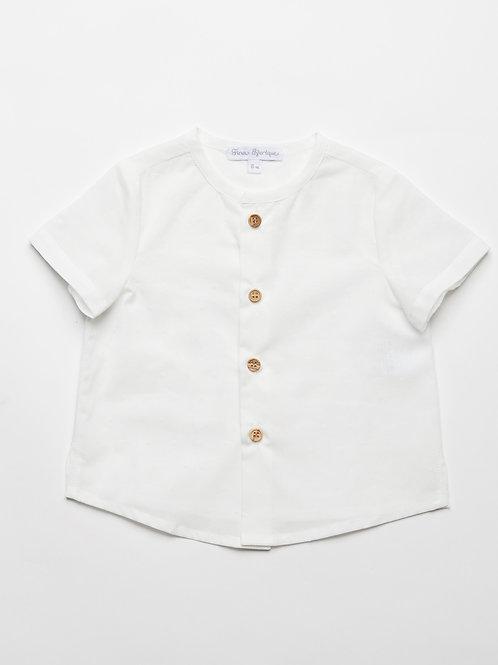 Camisa Algodón Bebé