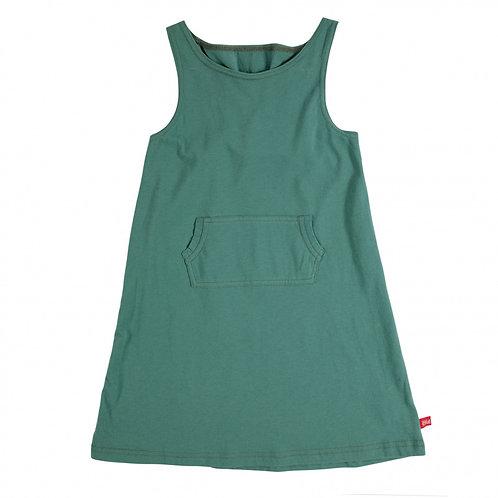 Vestido Playa Verde Cedro