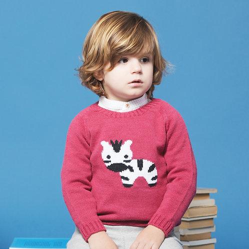 Suéter Cebra
