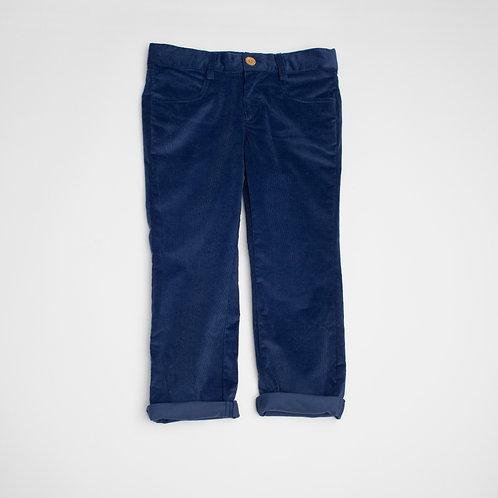 Pantalón Micropana Azul noche