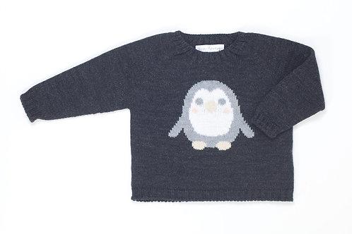 Suéter Pingüino Bebé