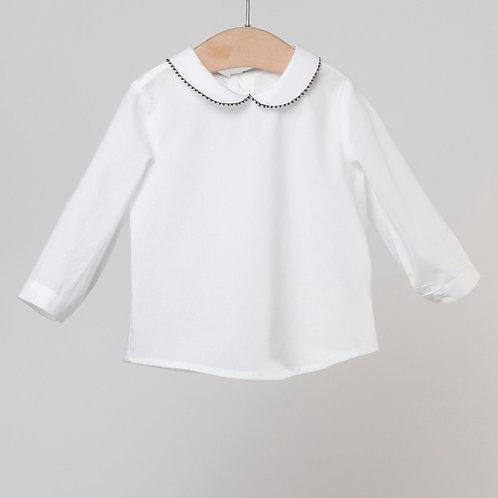 Camisa Cuello Bebé