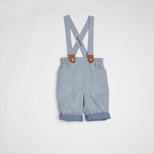 Pantalon con Tirantes