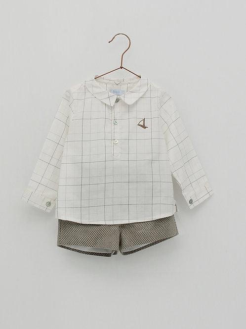 Conjunto de Camisa y Bermuda FOQUE