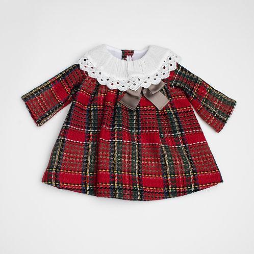 Vestido BB Cuadros Escoceses