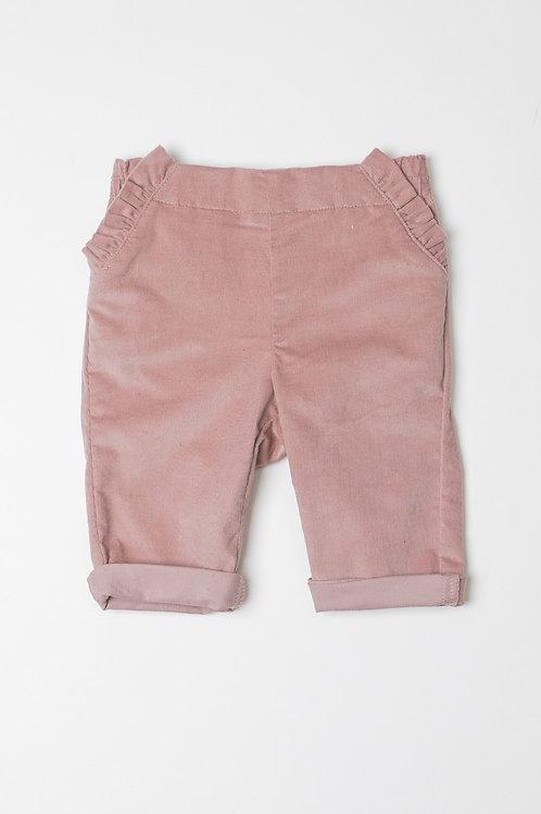 Pantalón Micropana Rosa