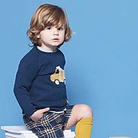 ropa española de bebé niño invierno
