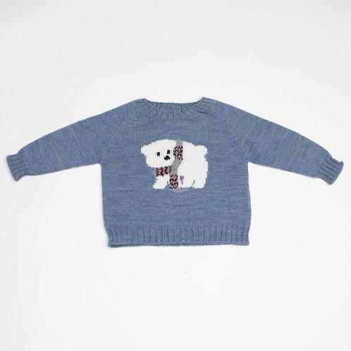 Suéter Oso Polar
