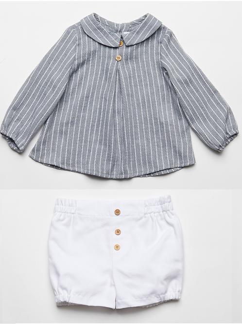 Camisa y bermuda
