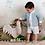 Thumbnail: Conjunto de lino niño (3 piezas)