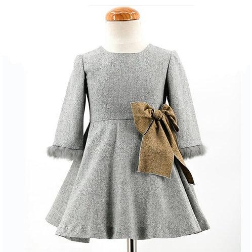 Vestido PHILADELPHIA gris