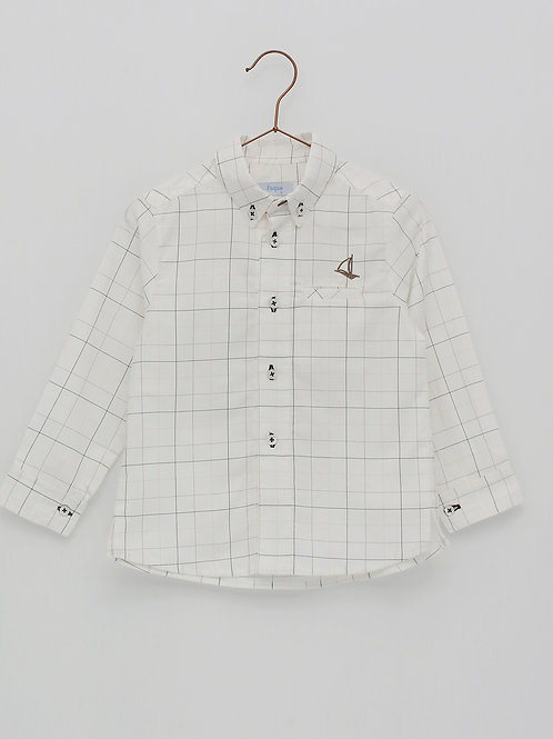 Camisa Cuadros FOQUE