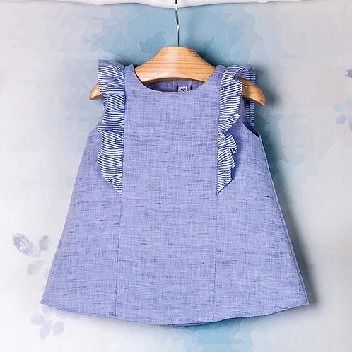 Vestido BB azul
