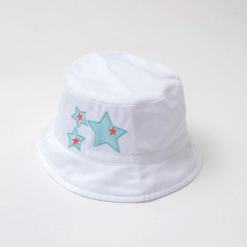 Gorro de Playa Estrellas