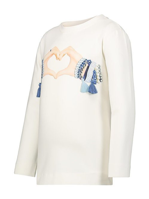Camiseta LOVE MONNALISA