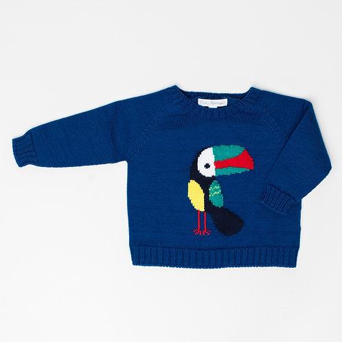 Suéter Tucán