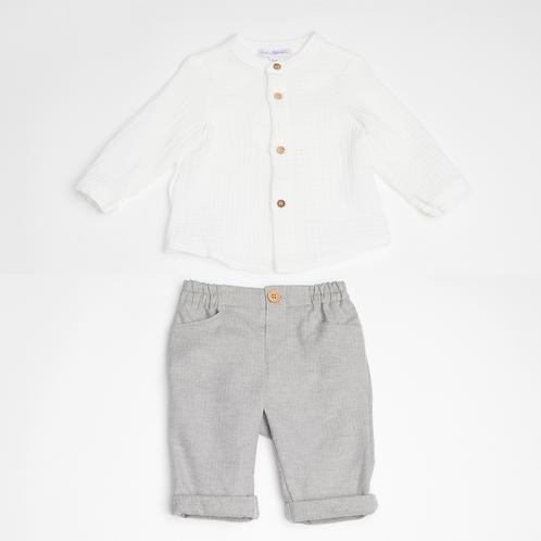 Conjunto Camisa y Pantalon