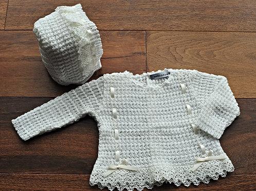 Conjunto Suéter y Capota
