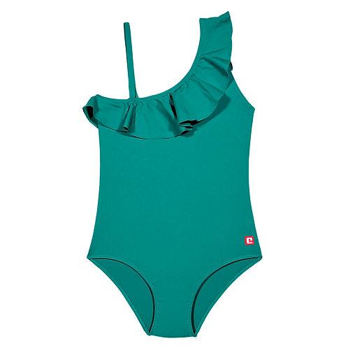 Bañador Verde Esmeralda