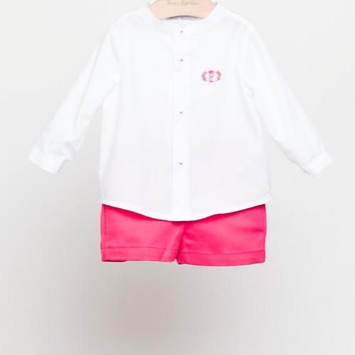 Camisa con Bermuda