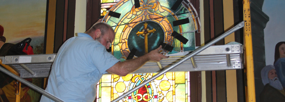 Window Removal for Restoration