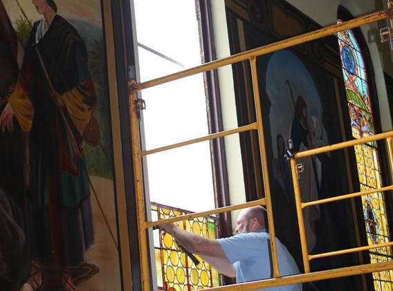 First Window Restoration