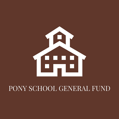 Pony School General Fund
