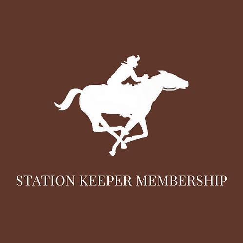 Station Keeper