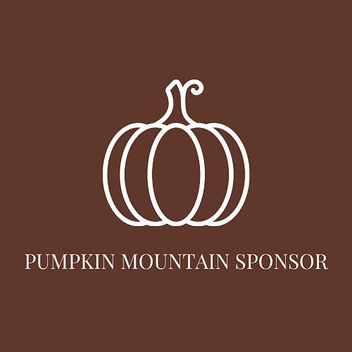 PumpkinFest Pumpkin Mountain Sponsorship