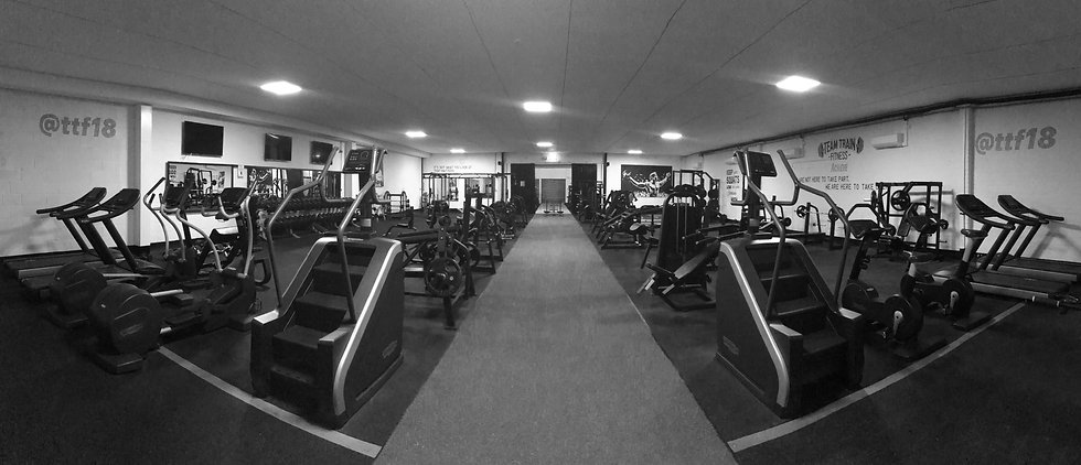 Team Train Fitness Independant gym in Carntyne, Glasgow, Scotland. Personal Training, Classes, Personal Training and Memberships Available