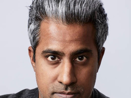 Anand Giridharadas To Receive Rushdie Award