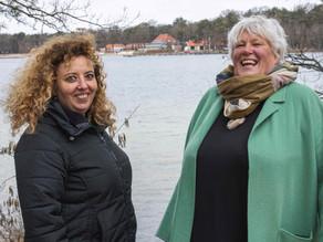 Esther Pullen en Sarah Voss | De schakels tussen zorg en veiligheid
