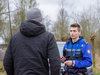 Daan Monnickendam   Zie en steun de handhaver