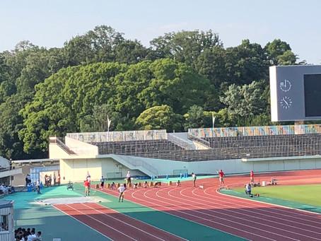 全国小学生陸上競技交流大会 大阪府選考会
